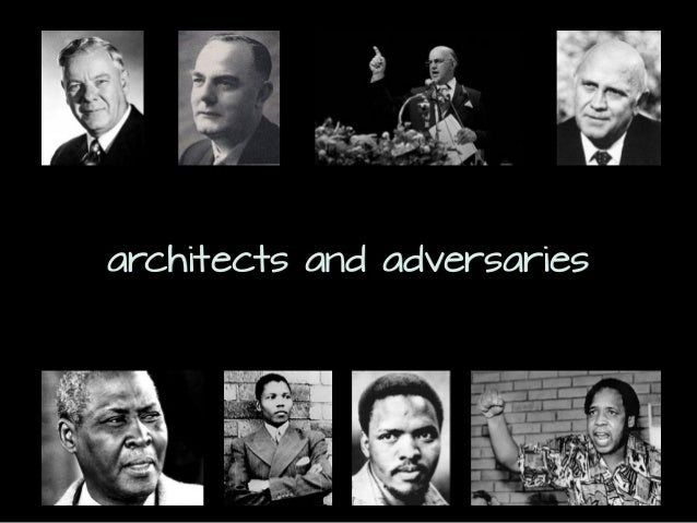 architects and adversaries