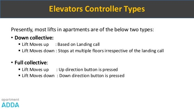 Apartmentadda Everything About Apartment Elevators Lifts Safety