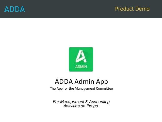 ApartmentADDA - India's #1 Apartment Management and ...