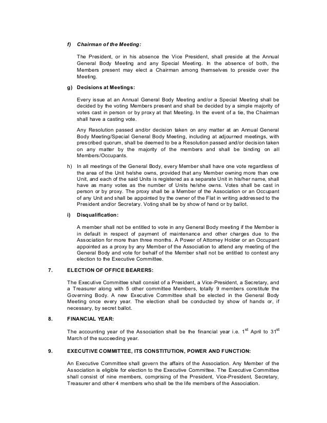 Corporate Bylaws Template Free Vosvetenet – Church Bylaws Template