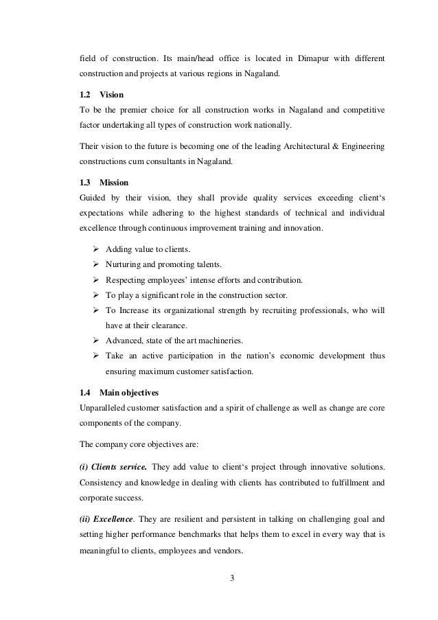 Apartment building construction project report 15 3 field of construction altavistaventures Choice Image
