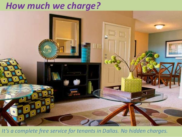 Your Apartment finder in Dallas