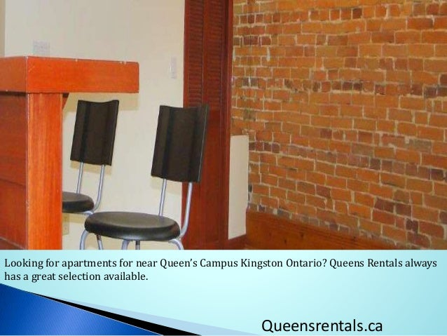 Apartments For Rent In Kingston Ontario Near Queens University