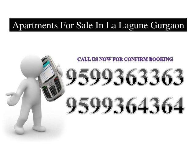 Apartments For Sale In La Lagune Gurgaon