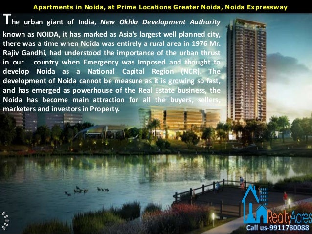 Apartments in noida at prime locations greater noida noida expressw - The giant slide apartament ...