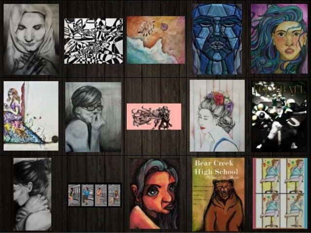 Ap art studio portfolio Slide 2