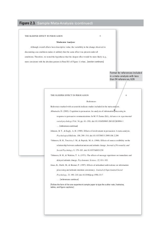 example of essay in apa format co example
