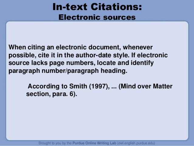 apa-slideshow-30-638 Online Article Apa Format Example on citation website, how cite, how cite magazine, annotated bibliography, title page, how cite online, citing journal, text citation journal, review sample,
