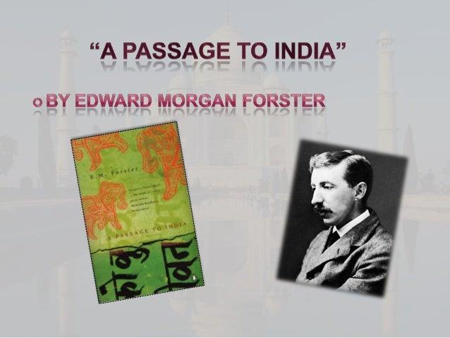 A Modern Passage to India Through New Delhi