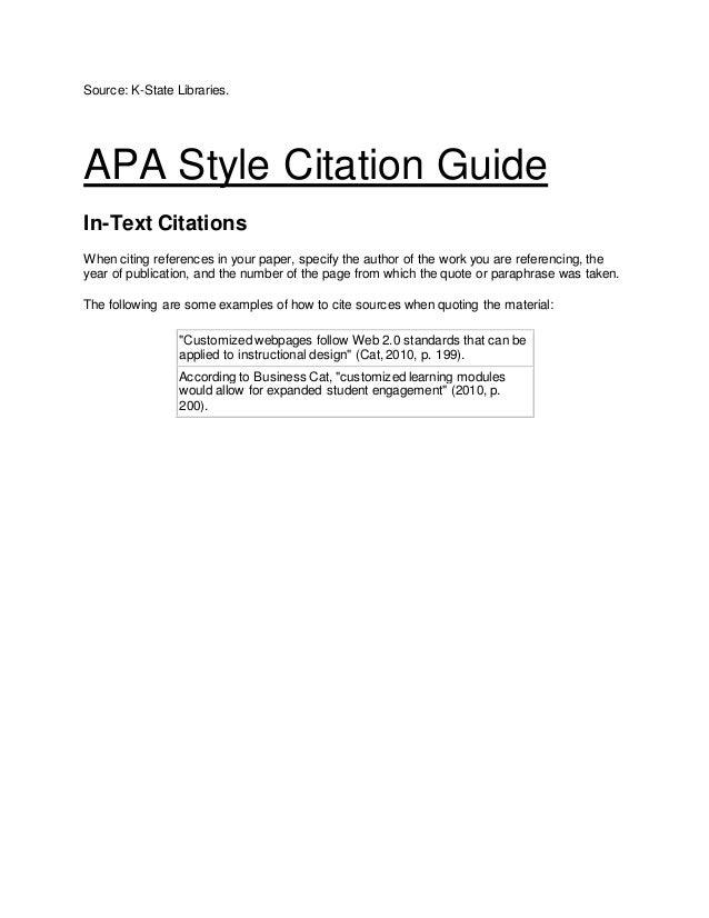 easy apa format guide koni polycode co