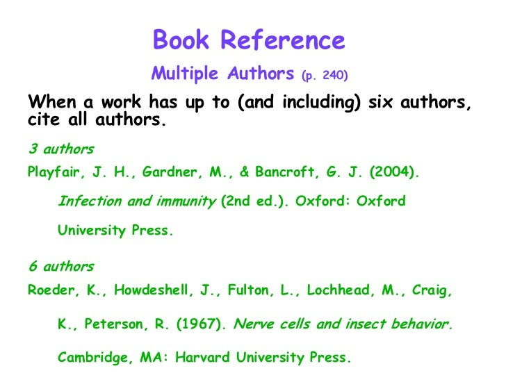 apa manual 6th edition citation