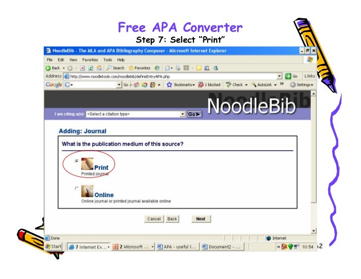 BibMe's Free APA Format Guide & Generator