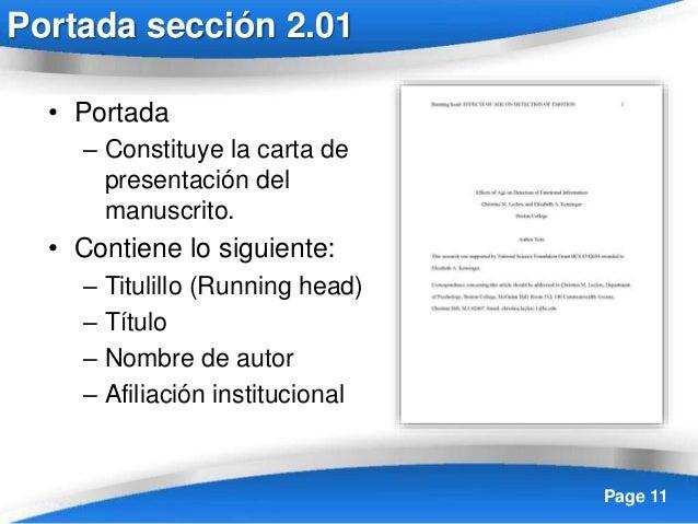 Manual Estilo APA En Espa Ol 6ta Edici N 2016
