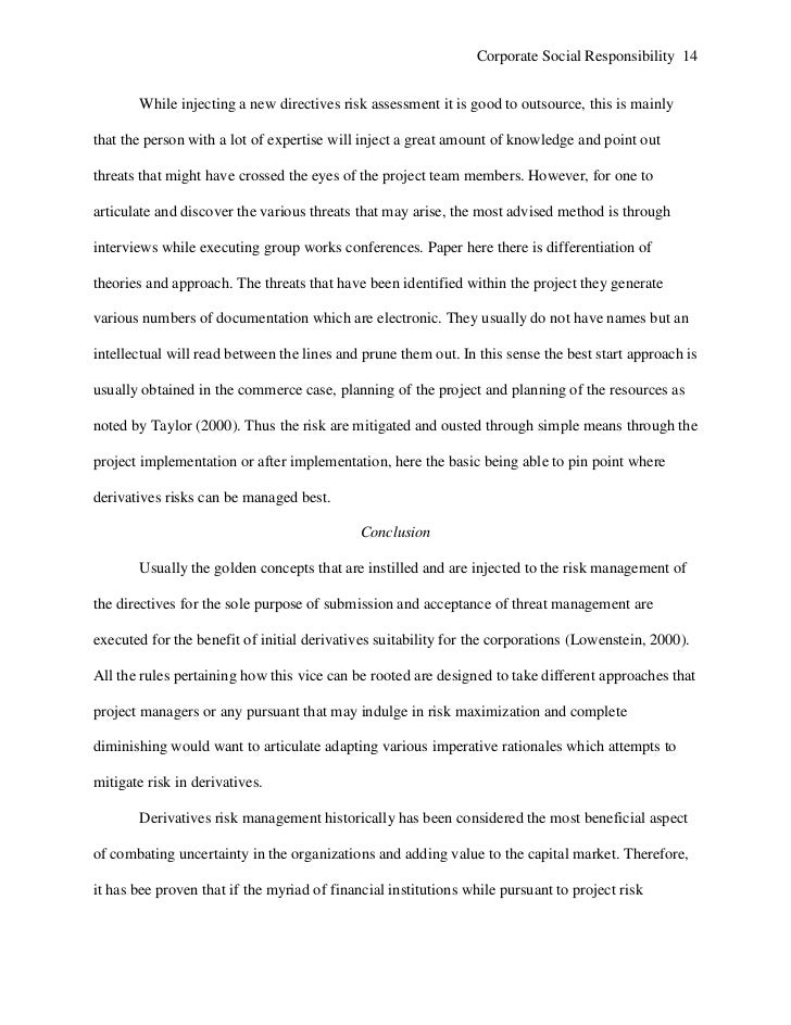 Persuasive essay about taking risks