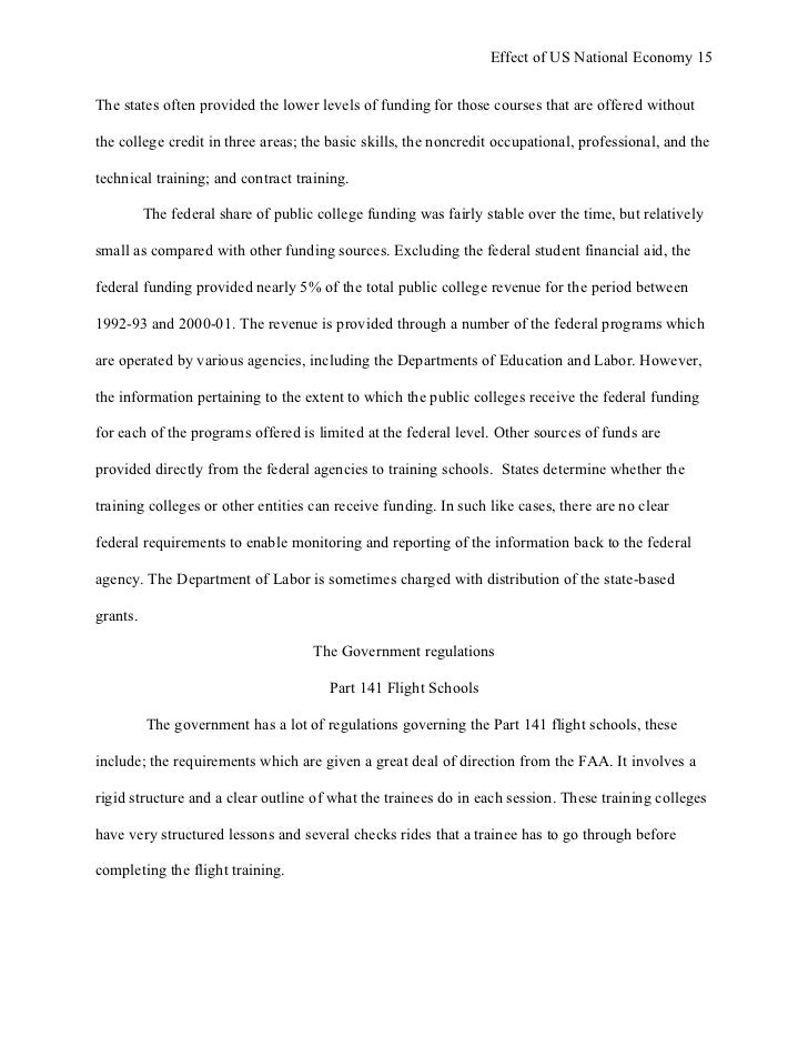 Styles research paper