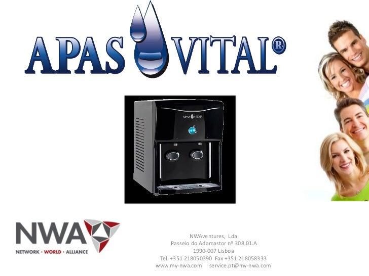 NWAventures, Lda      Passeio do Adamastor nº 308.01.A               1990-007 Lisboa Tel. +351 218050390 Fax +351 21805833...