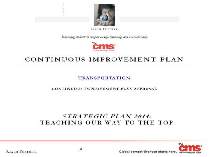 student improvement plan template - a pathway to continuous environmental improvement