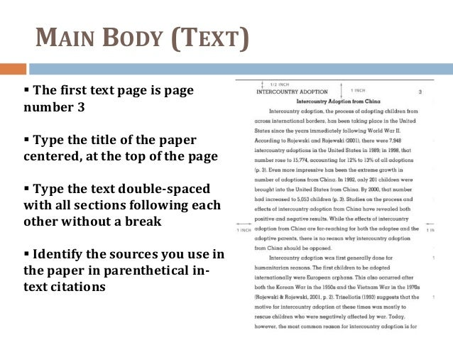 Compare and Contrast Paragraphs