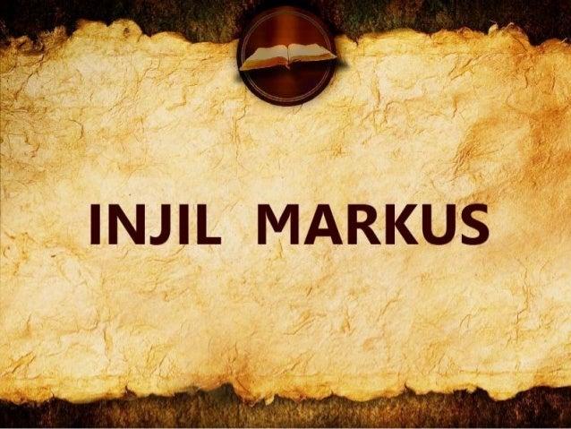 Apa Yang Raja Tawarkan?     Markus 2:1-3:12