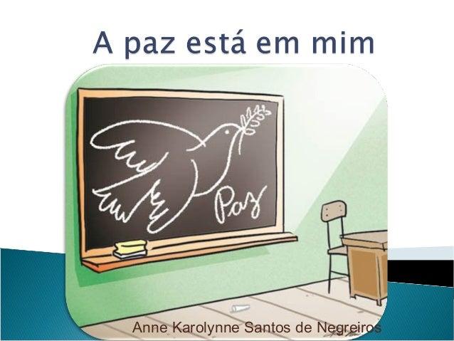 Anne Karolynne Santos de Negreiros