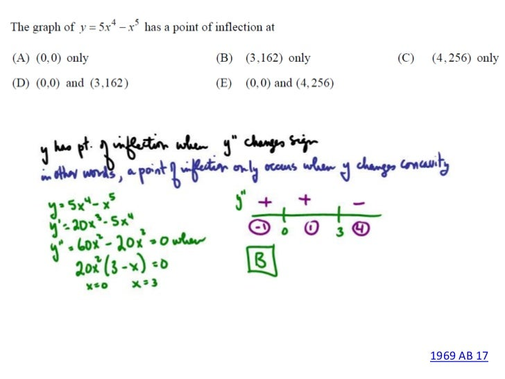 calculus ap ab question Questions, solutions for c1 ap calculus ab 2016, examples, answers and step by step solutions.