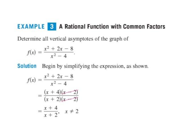 Limits infinity horizontal vertical asymptotes ap calc example 1 12 lim x x x ccuart Choice Image
