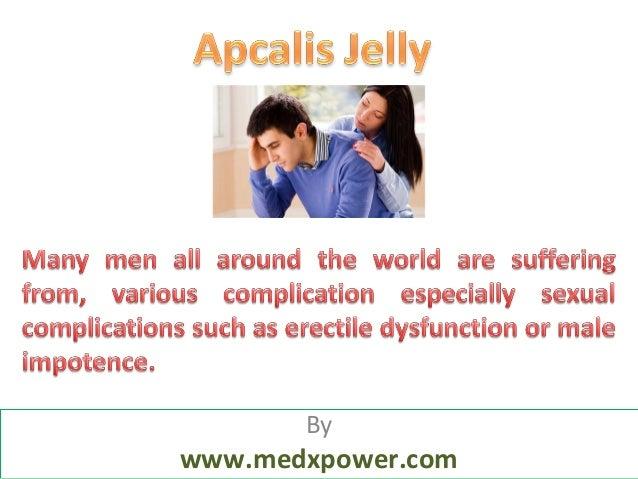 Apcalis jelly Trial pack Slide 2