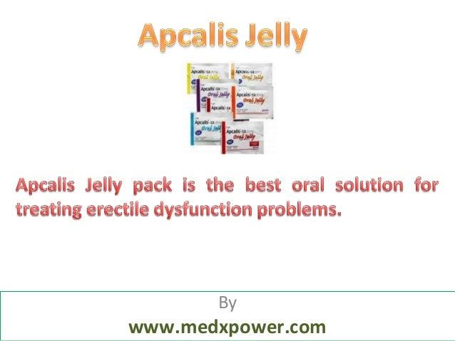 Apcalis jelly Trial pack Slide 3