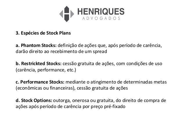 Stock options imposto de renda