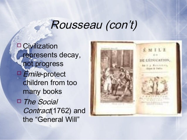mary wollstonecraft vs jean jaques rousseau What did she do in 1784, she established a girls' education school with her sister, eliza, and friend, fanny main idea #3: many are the causes that, in the present corrupt state of.