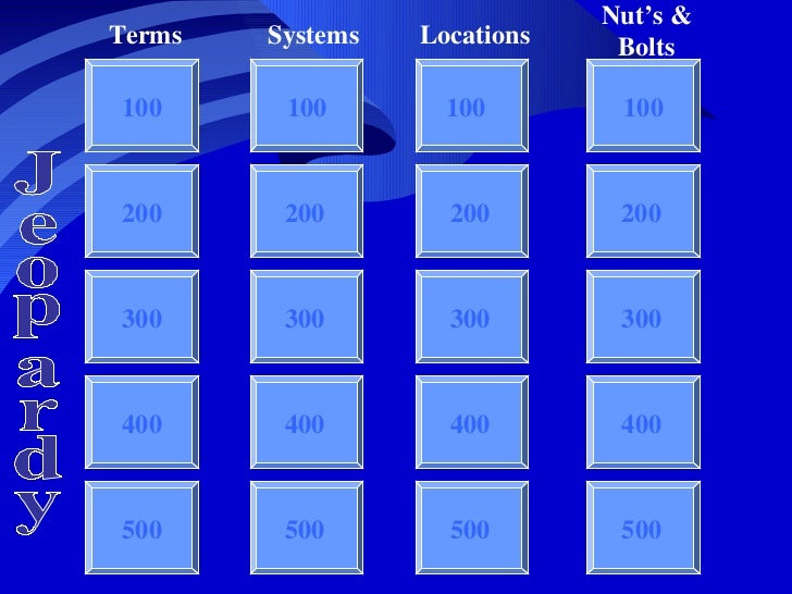 Nut's &           Terms   Systems   Locations    Bolts           100      100        100        100           200      200...