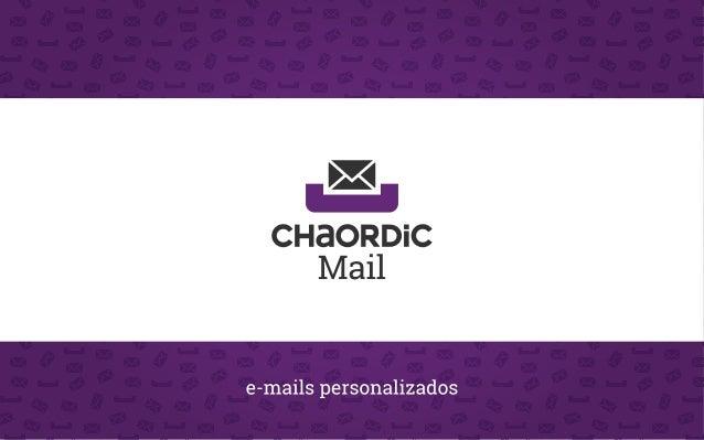 Chaordic Mail | ES