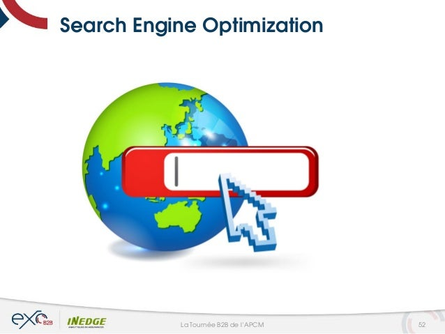 Search Engine Optimization 52La Tournée B2B de l'APCM
