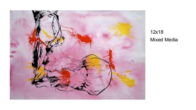 Ap drawing portfolio 2014