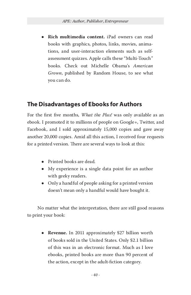 Ape how to publish a book by guy kawasaki 39 55 fandeluxe Image collections