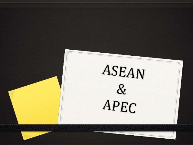 ASEAN 0 Associação das nações do sudeste asiático. 0 Iniciou-se em Bancoc (Tailândia) no ano de 1937. 0 Membros fundadores...