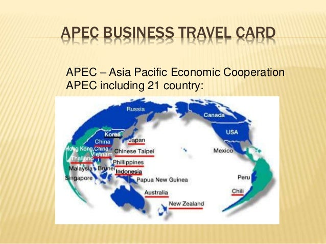 Apec business travel card apec business travel card what is it and how to get 2 colourmoves Images