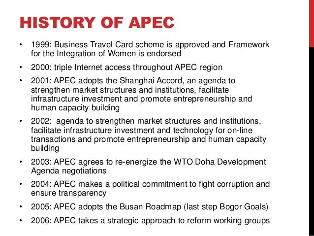 negative effects of apec in png