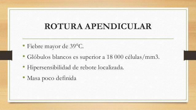 DIAGNOSTICO DIFERENCIAL  • Adenitis mesentérica aguda.  • Enfermedad pélvica inflamatoria.  • Rotura del folículo De Graaf...