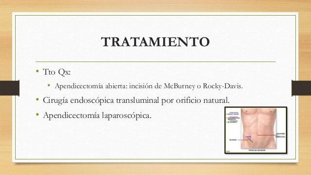 APENDICECTOMÍA ABIERTA VS  LAPAROSCÓPICA  Abierta Laparoscópica  Tiempo ↓ ↑  Costos ↓ ↑  Abscesos intra abdominales ↓ ↑  I...