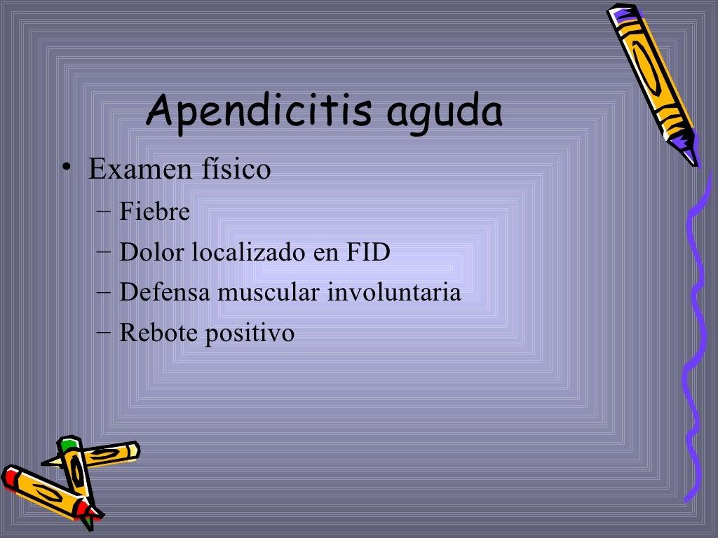 Apendicitis Aguda Dpto.Pediatria, Hosp.Escalante, Dr. De Franco page 12