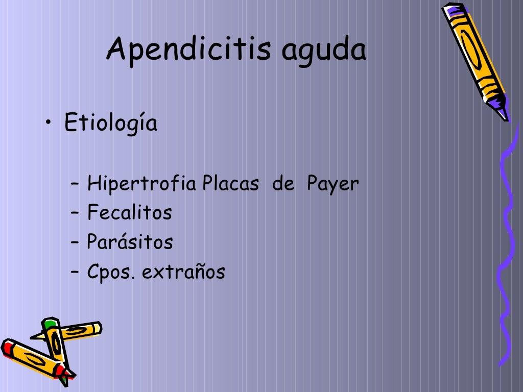Apendicitis Aguda Dpto.Pediatria, Hosp.Escalante, Dr. De Franco page 5