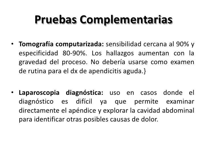 Diagnóstico Diferencial• Patología urológica:   – Cólico renal: Dolor irradiado a fosa lumbar y a ingle. El paciente     s...