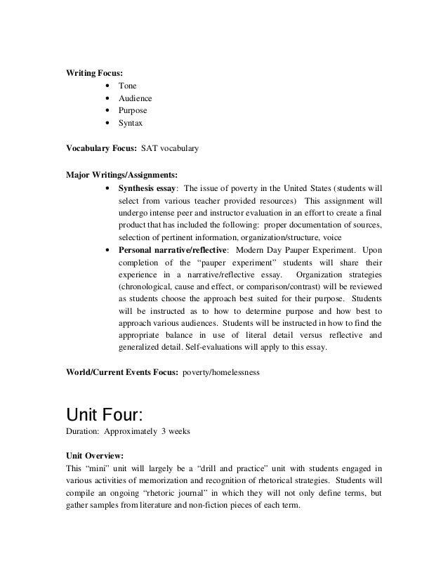 2009 synthesis essay ap language