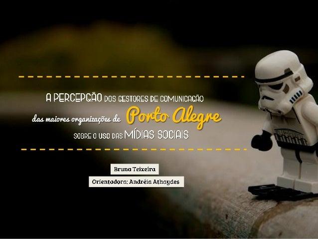 das maiores organizações de Porto Alegre