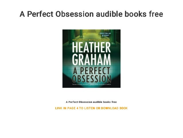A Perfect Obsession audible books free