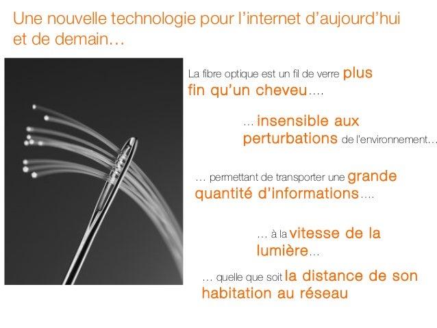 La fibre optique (FTTH) à Besançon, point sur le déploiement / Digital apéro [19/05/2015] Slide 3