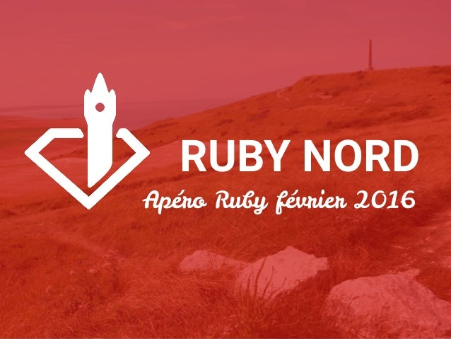 RUBY NORD Apéro Ruby février 2016