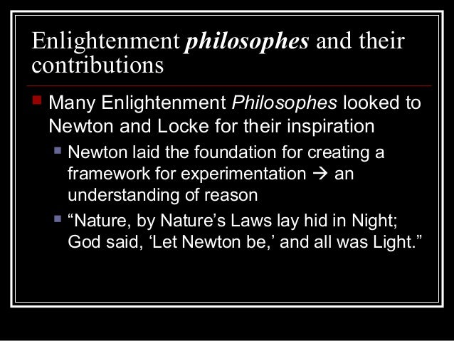 Locke S View Of The Laws Of Nature