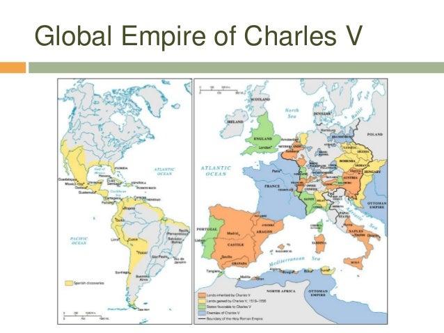 Global Empire of Charles V